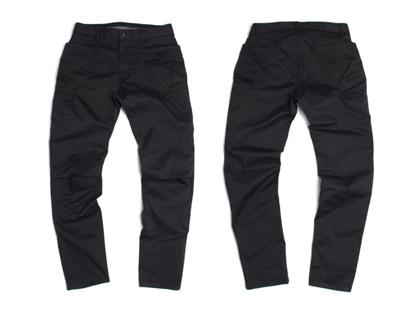 [토엘]DOUBLE POCKET LONG PANTS - BK
